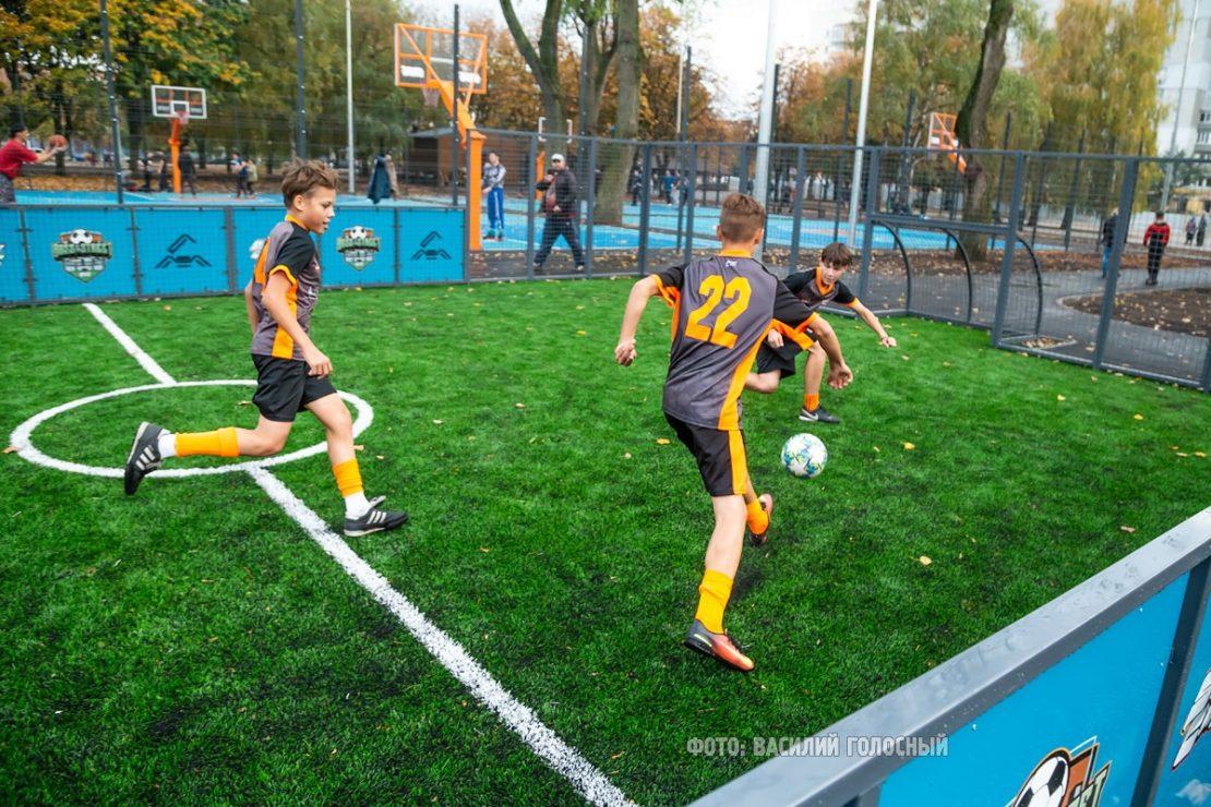 Новости Харькова: Чемпионат в урбан-парке на Юрьева