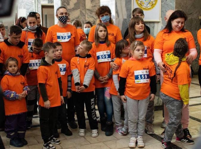 Новости Харькова: В Харькове пройдет инклюзивная эстафета