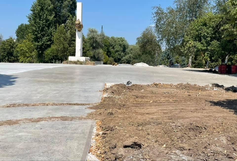В Харькове реконструируют парк Юность: подробности