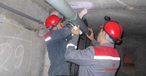 Новости Харькова: В Немышлянском районе ремонтируют внутридомовые системы