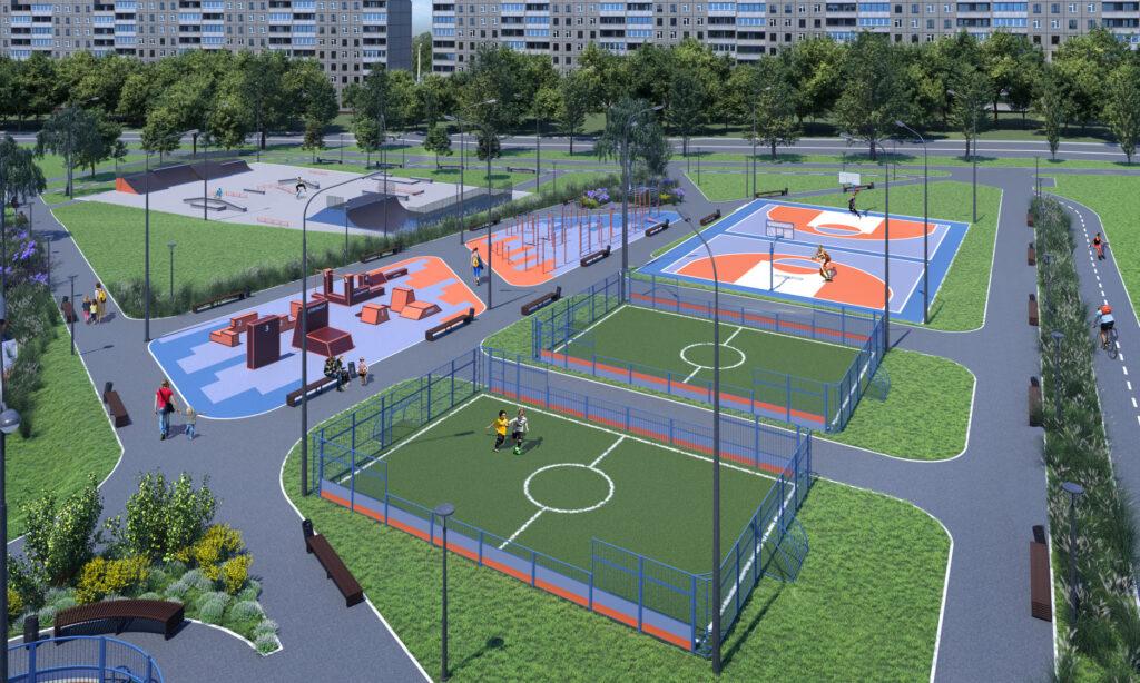 Новости Харькова: На Салтовке откроют урбан-парк