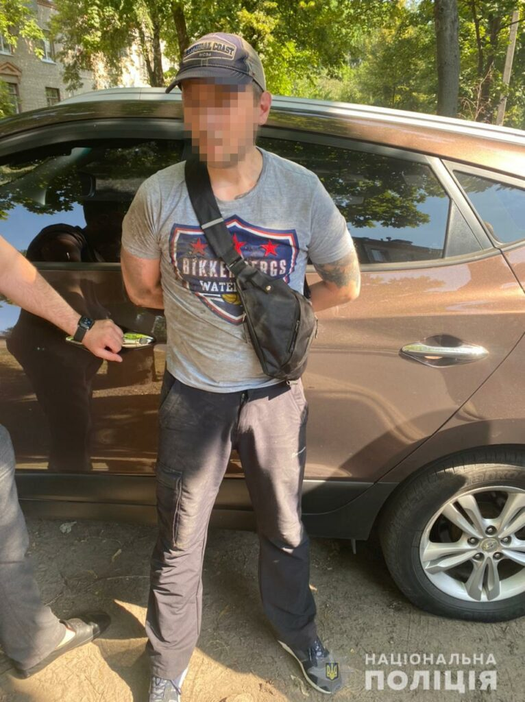 овости Харькова: задержаны два вора-домушника
