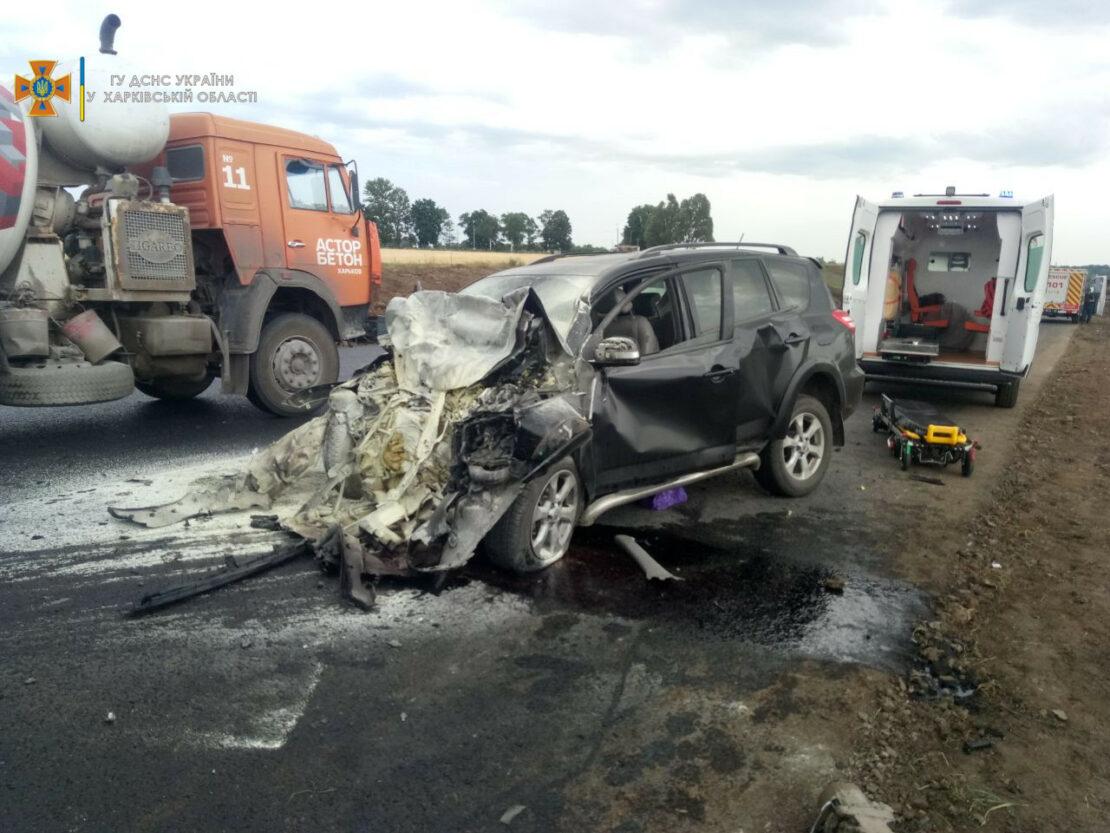 Новости Харькова: дтп на окружной дороге