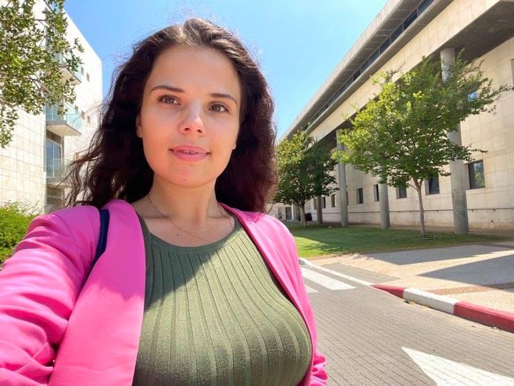 Новости Харькова: ученая из политеха стажируется в Израиле