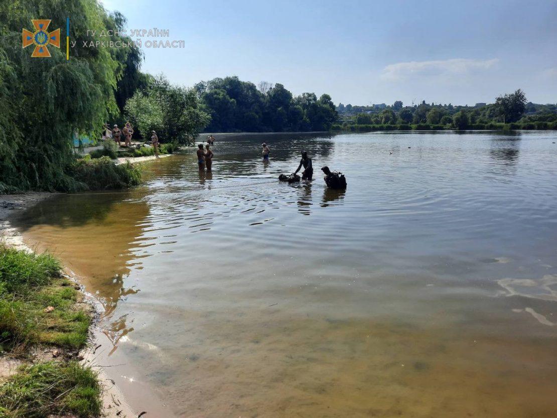 Новости Харькова: На выходных утонули четыре человека