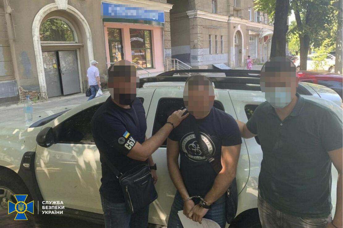 Новости Харькова: СБУ задержала взяточника-пограничника
