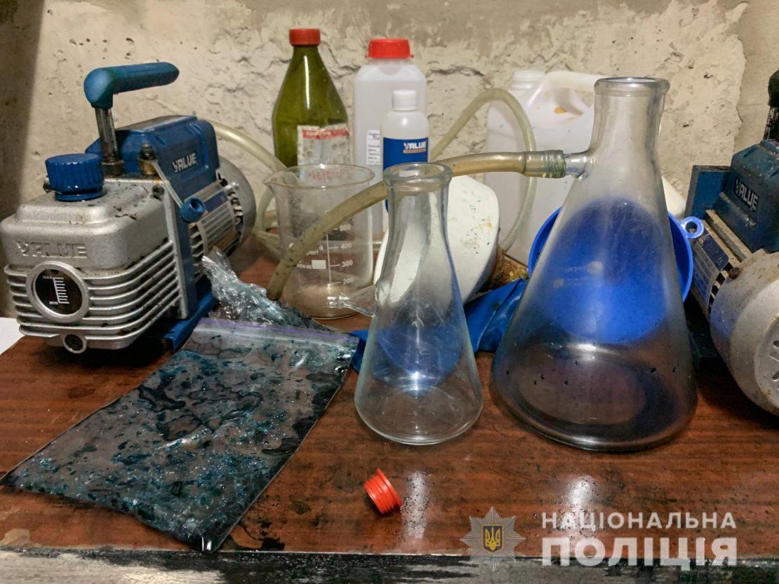 Новости Харькова: Наркотики варила семейная пара
