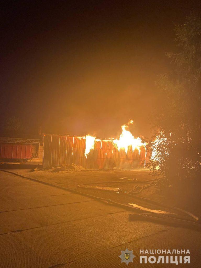 Новости Харькова: Полиция расследует обстоятельства пожаров