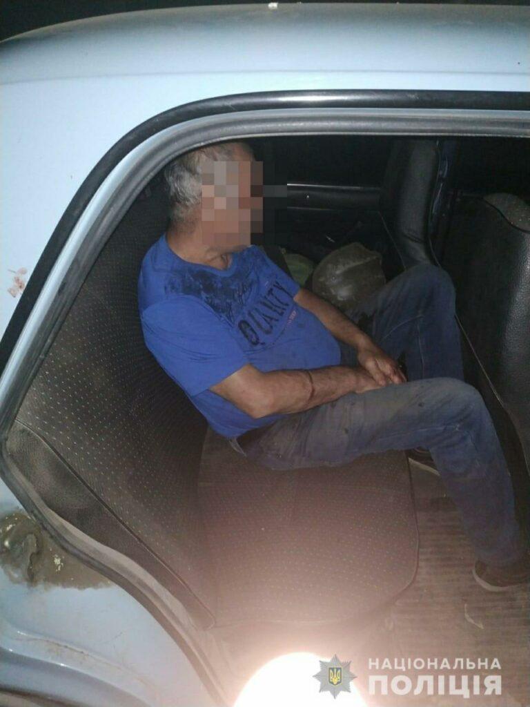 Пьяный водитель сбил подростков на Харьковщине в поселке Вильча