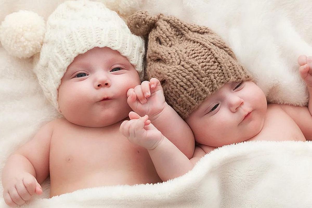 29 июля в Харькове родилось две двойни, в том числе королевская
