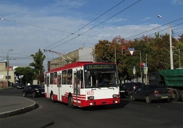 Новости Харькова: Как будет ездить троллейбус №13 и автобус №267э