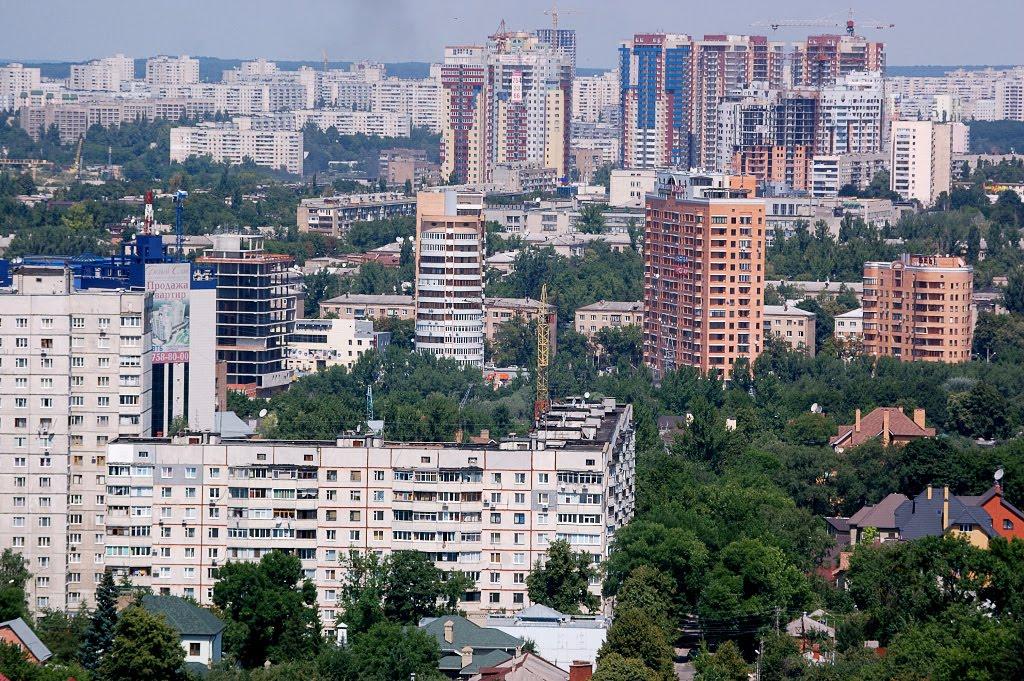 Новости Харькова: большой ремонт домов в городе