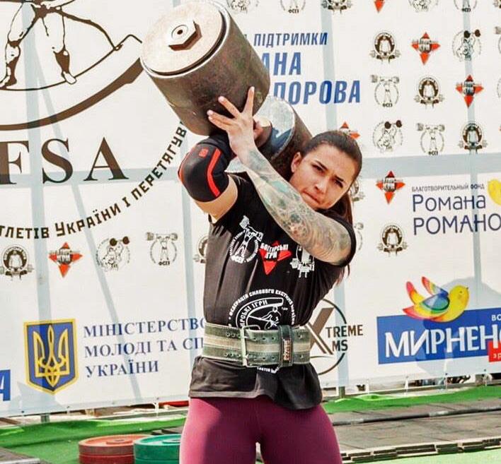 Новости Харькова: рекорд Украины по многоборью