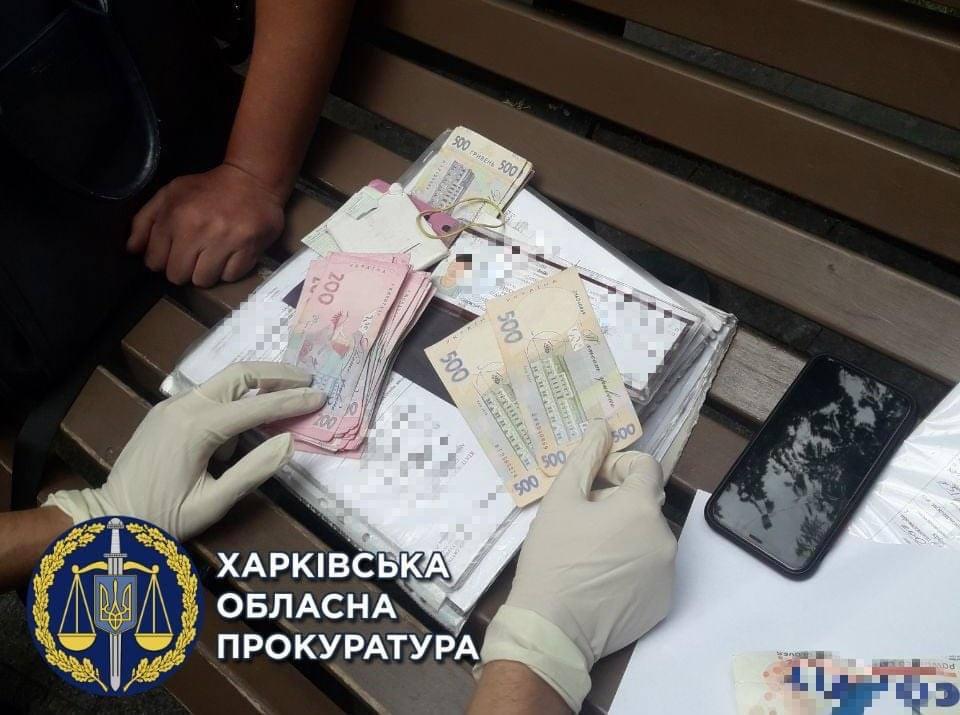 Новости Харькова: сотрудника Госпродпотребслужбы поймали на взятке
