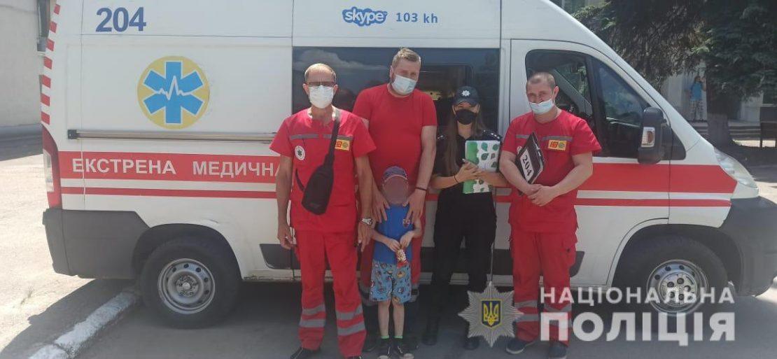Новости Харькова: Потерянного на рынке мальчика нашли