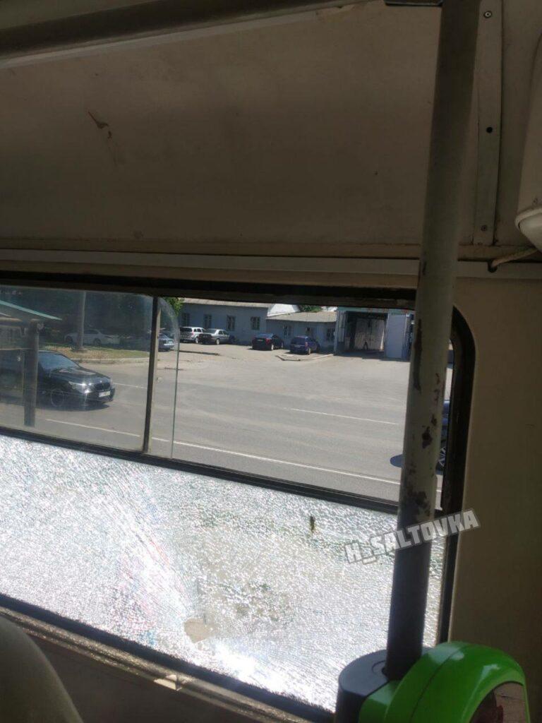 Новости Харькова: Трамвай №27 подвергся нападению малолеток