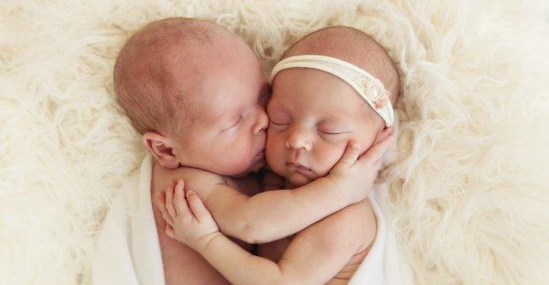Новости Харькова: В семьях харьковчан родились две двойни