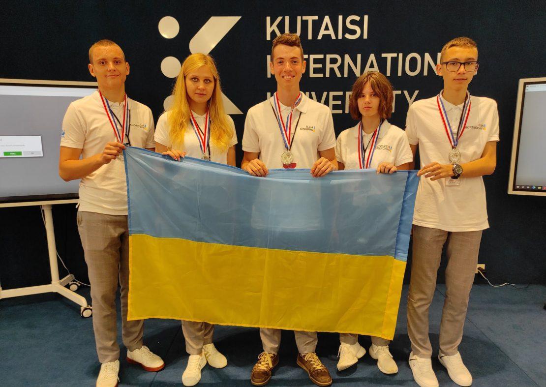 Новости Харькова: Юные физики стали призерами международного турнира