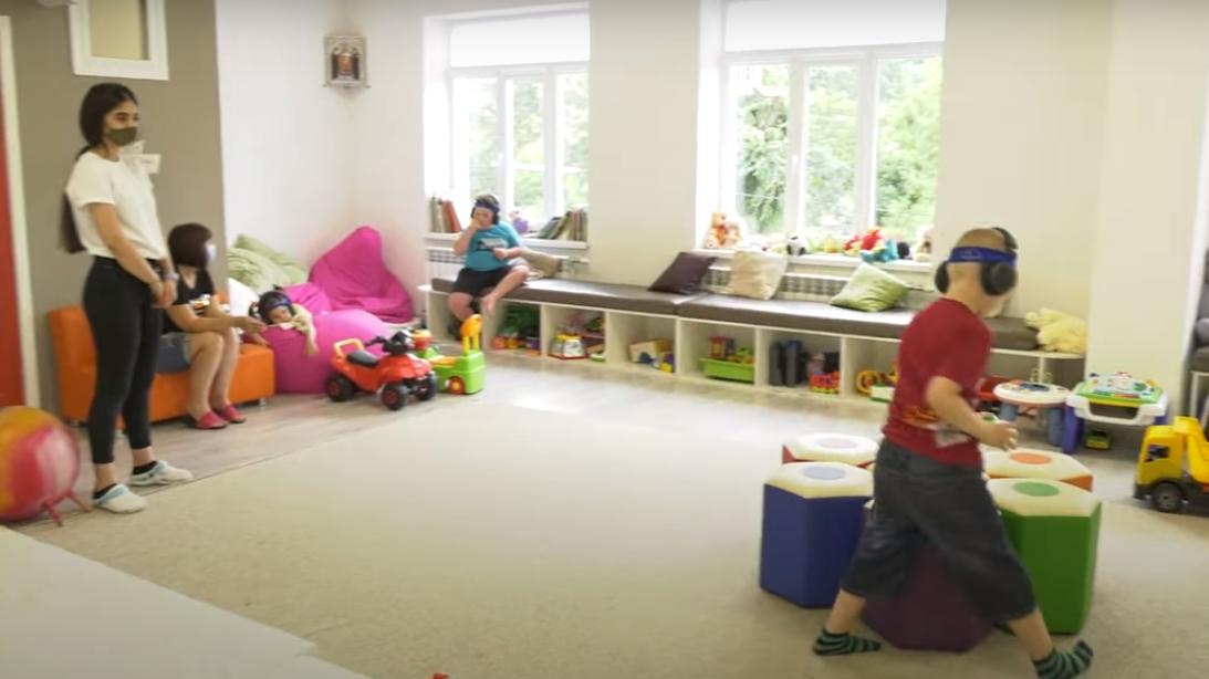 Новости Харькова: программа реабилитации детей