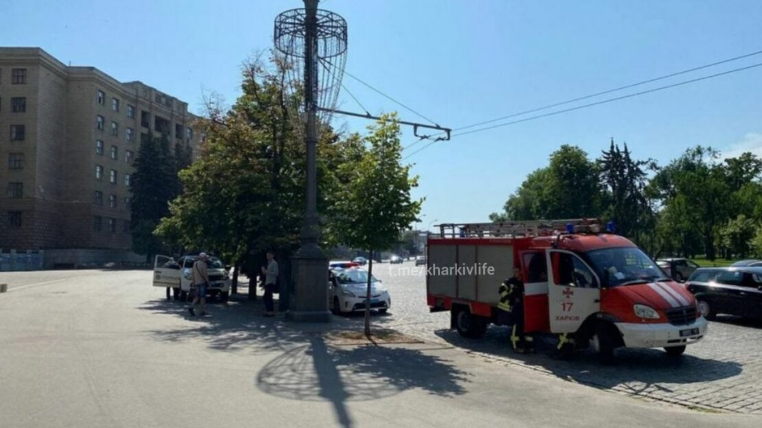Новости Харькова: суд в центре заминирован