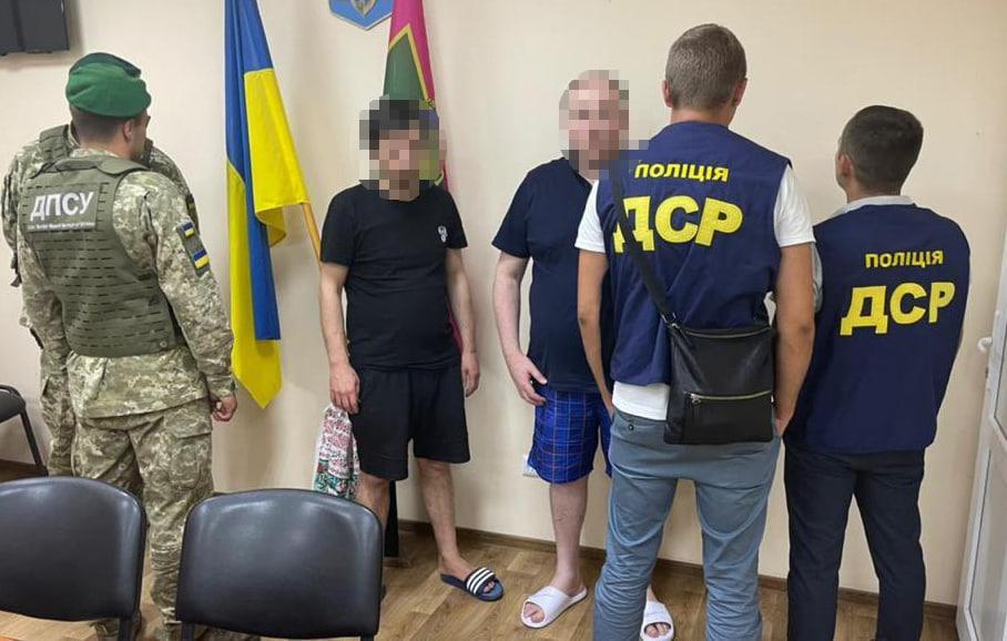 Новости Харькова: В подсолнухах на границе с РФ скрывались преступники