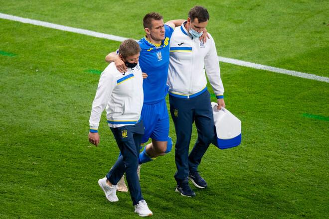 Новости Харькова: лечение Беседина компенсирует УЕФА