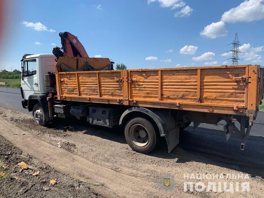 Новости Харькова: На Окружной автомобиль наехал на пешехода
