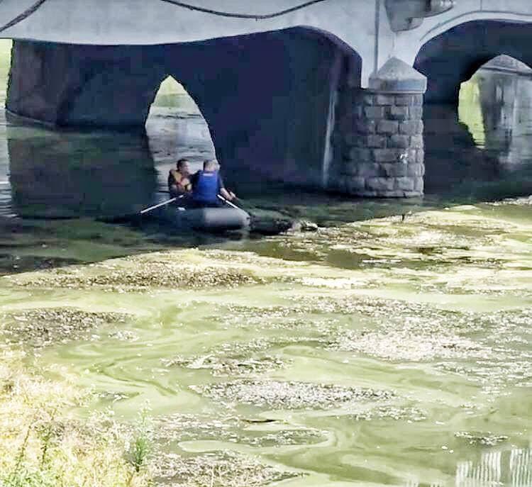 Новости Харькова: За неделю в водоемах утонуло 11 человек