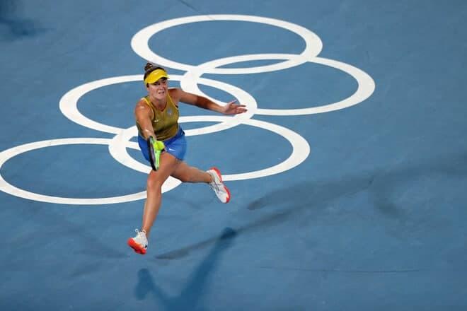 """Новости Украина: """"бронза"""" Свитолиной на Олимпиаде в Токио - 2020"""