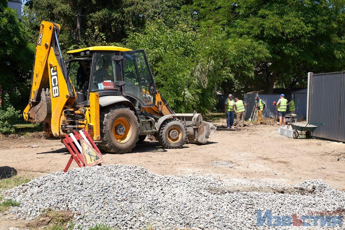 Новости Харькова: Во всех районах города ремонтируют дороги