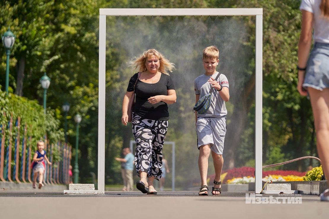 Новости Харькова: В ближайшие дни температура будет расти