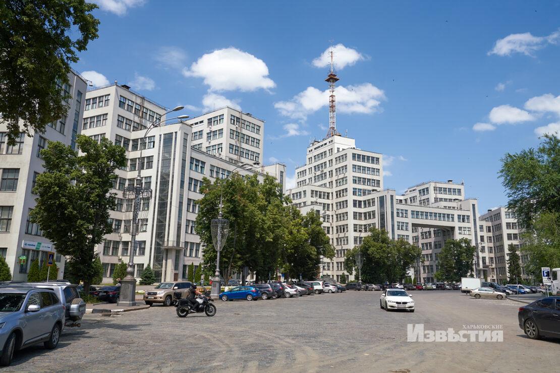 Новости Харькова: Свежие фото здания Госпрома
