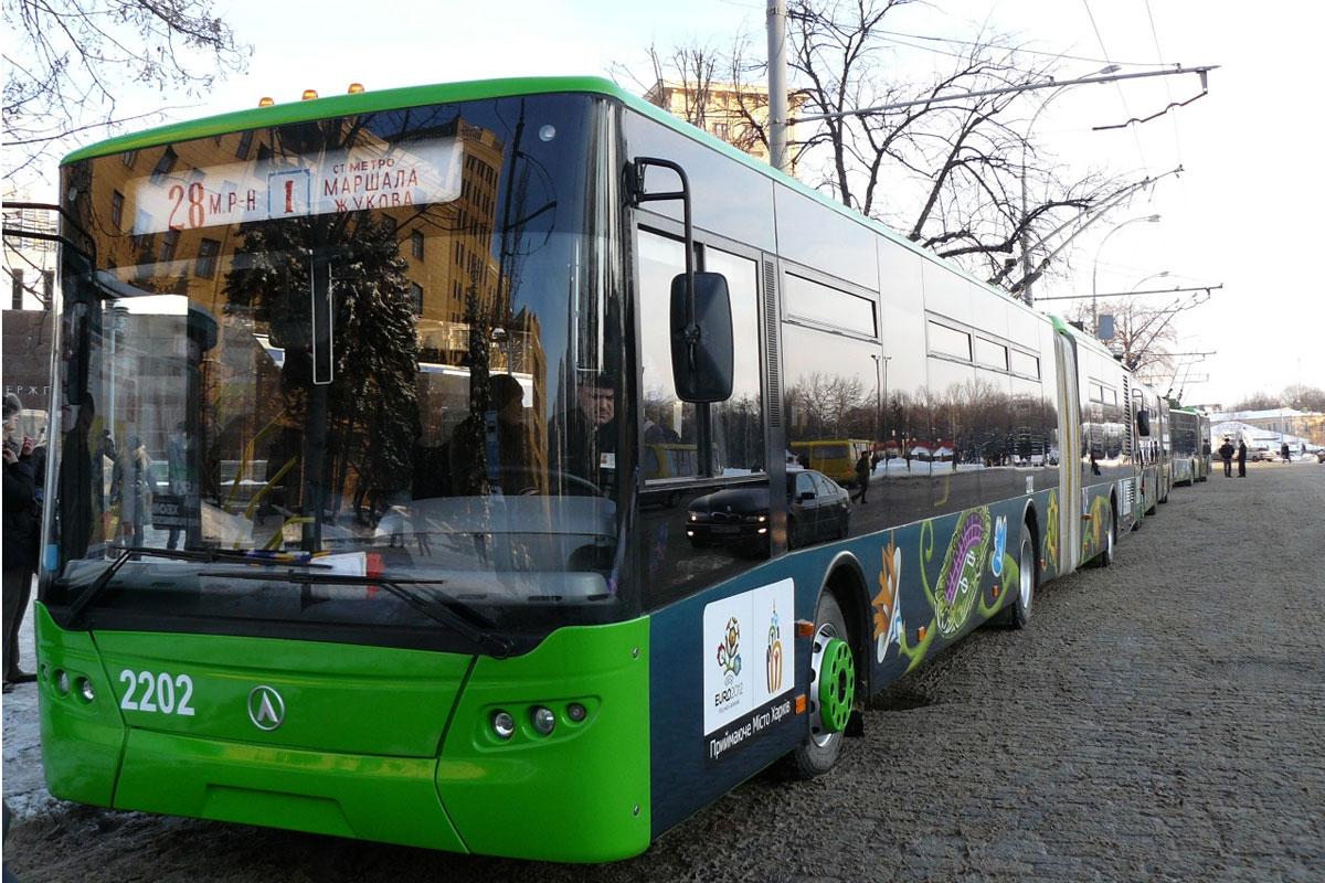 Новости Харькова: На Рогани появились новые троллейбусные маршруты