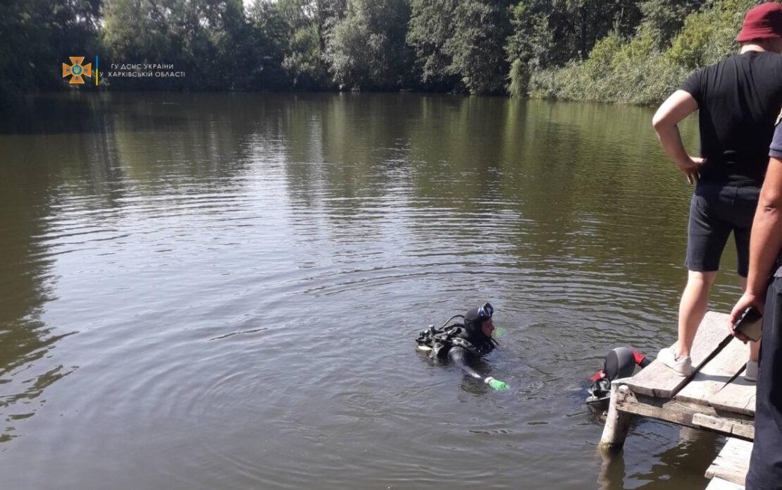 Новости Харькова: в Богодухове 24.07.21 утонула девушка