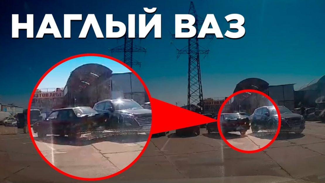 Новости Харькова: ДТП на парковке Барабашово