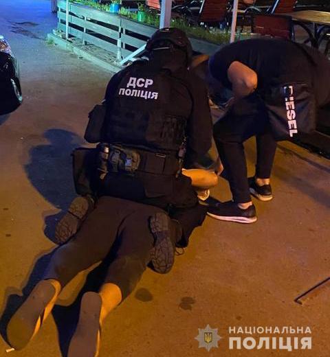 Новости Харькова: Полиция задержала банду вымогателей