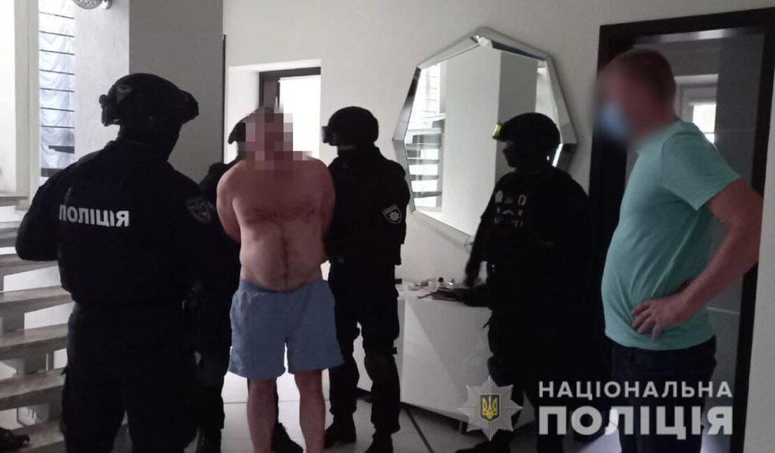 В Харькове задержали организатора заказного убийства в РФ