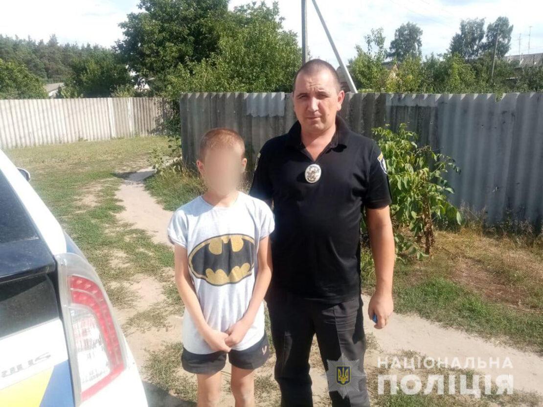На Харьковщине родители разыскивали троих подростков