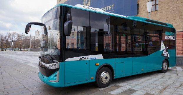 Новости Харькова: На какие маршруты выйдут новые автобусы Кarsan