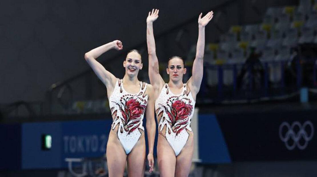 Олимпиада-2020 в Токио: Харьковские синхронистки взяли бронзу