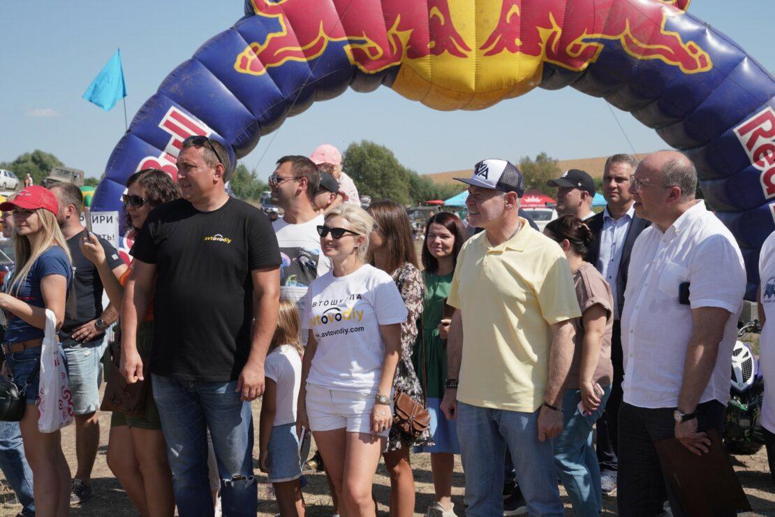 Гонками по бездорожью:  состоялся этап Кубка Mud race