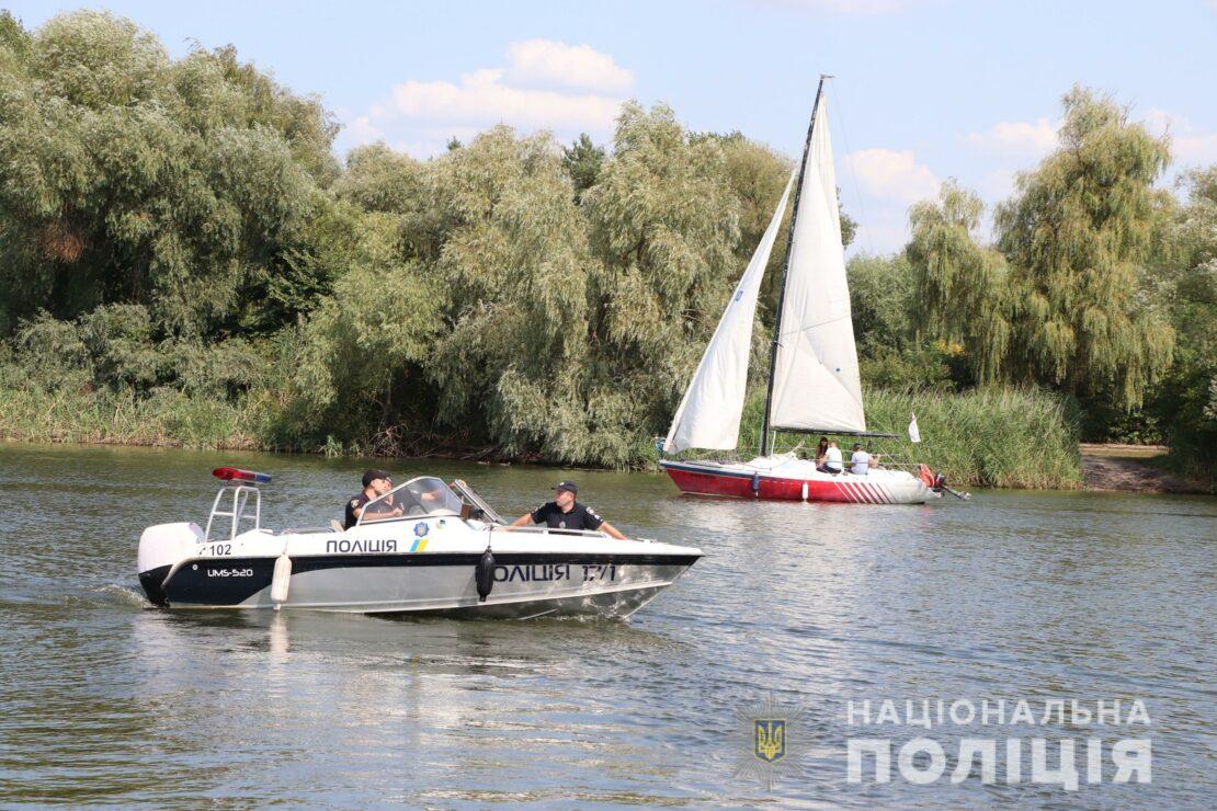 На Харьковщине в Печенежском водохранилище появился водный патруль