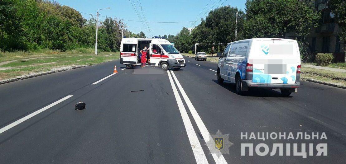 ДТП в Харькове: Смерть пешехода на Роганской расследует полиция