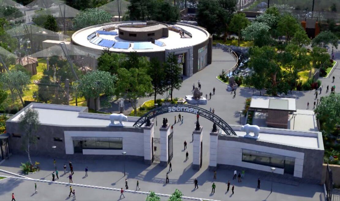 Новости Харькова: зоопарк будет постепенно наращивать посещаемость