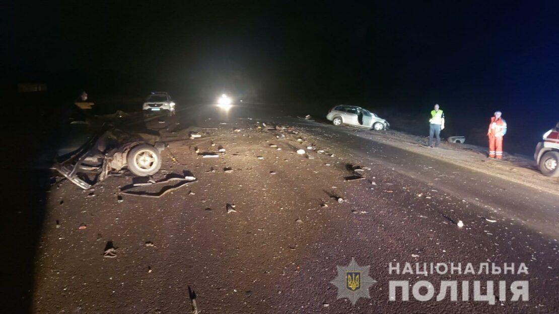 ДТП в Харькове: Столкнулись машины такси на окружной