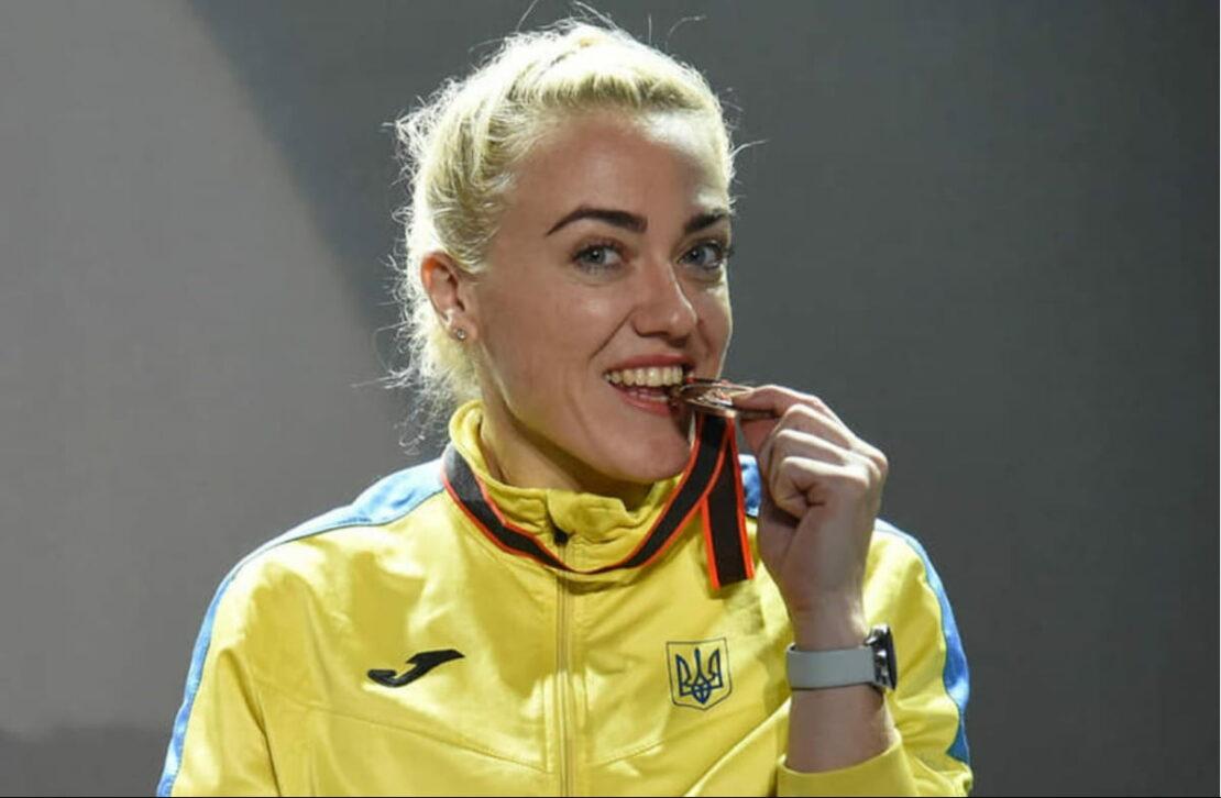 Спорт Харьков: Харьковчанка завоевала первую медаль сборной на Паралимпиаде 2020
