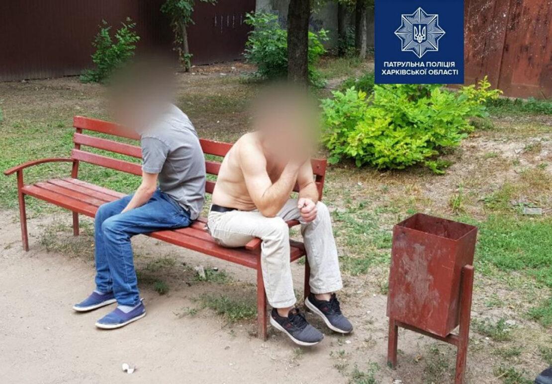 В Харькове на Павловом поле двое грабителей напали на мужчину
