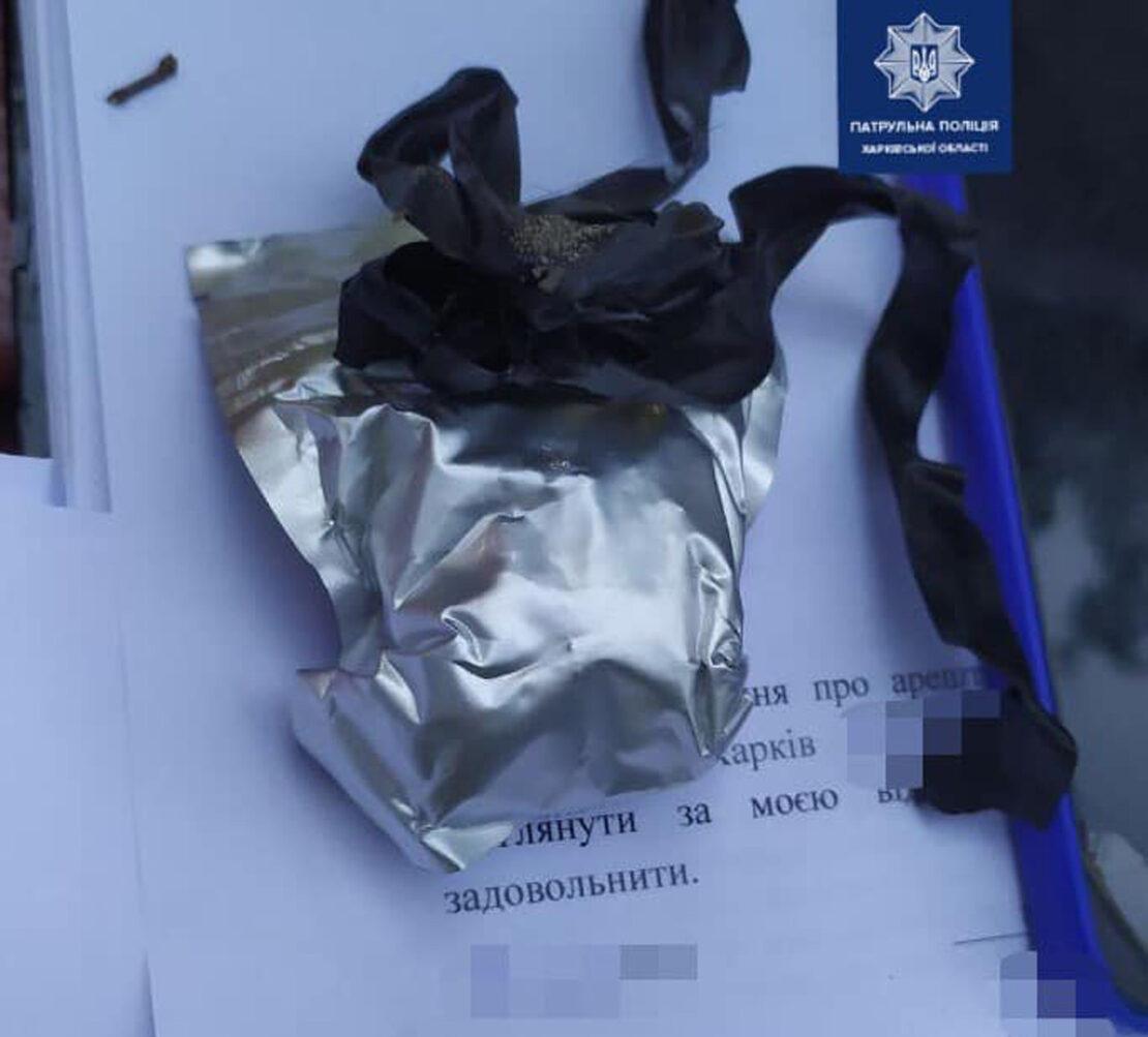 Наркотики Харьков: Патрульные ловят кладменов десятками