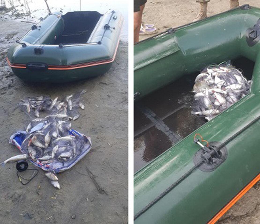 Новости Харьков: На Оскольском водохранилище задержан браконьер
