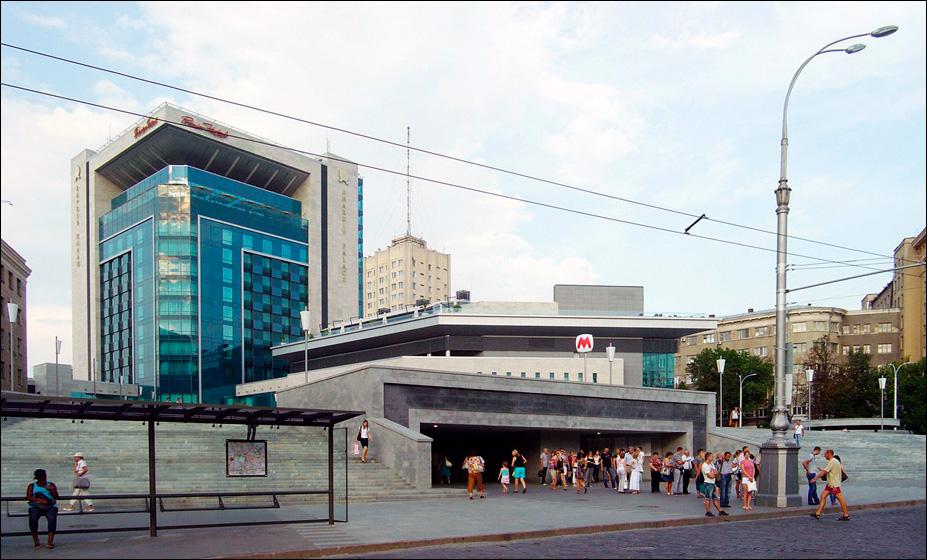 Движение Харьковского метро будет ограничено